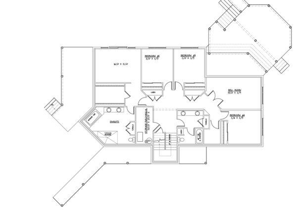 floor plan west coast modern