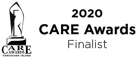 2020 CARE Awards Finalist logo