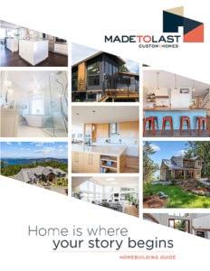 2021 Homebuilding Guide